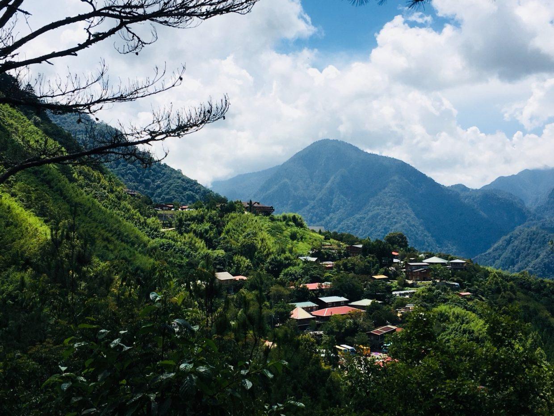 司馬庫斯部落觀景台