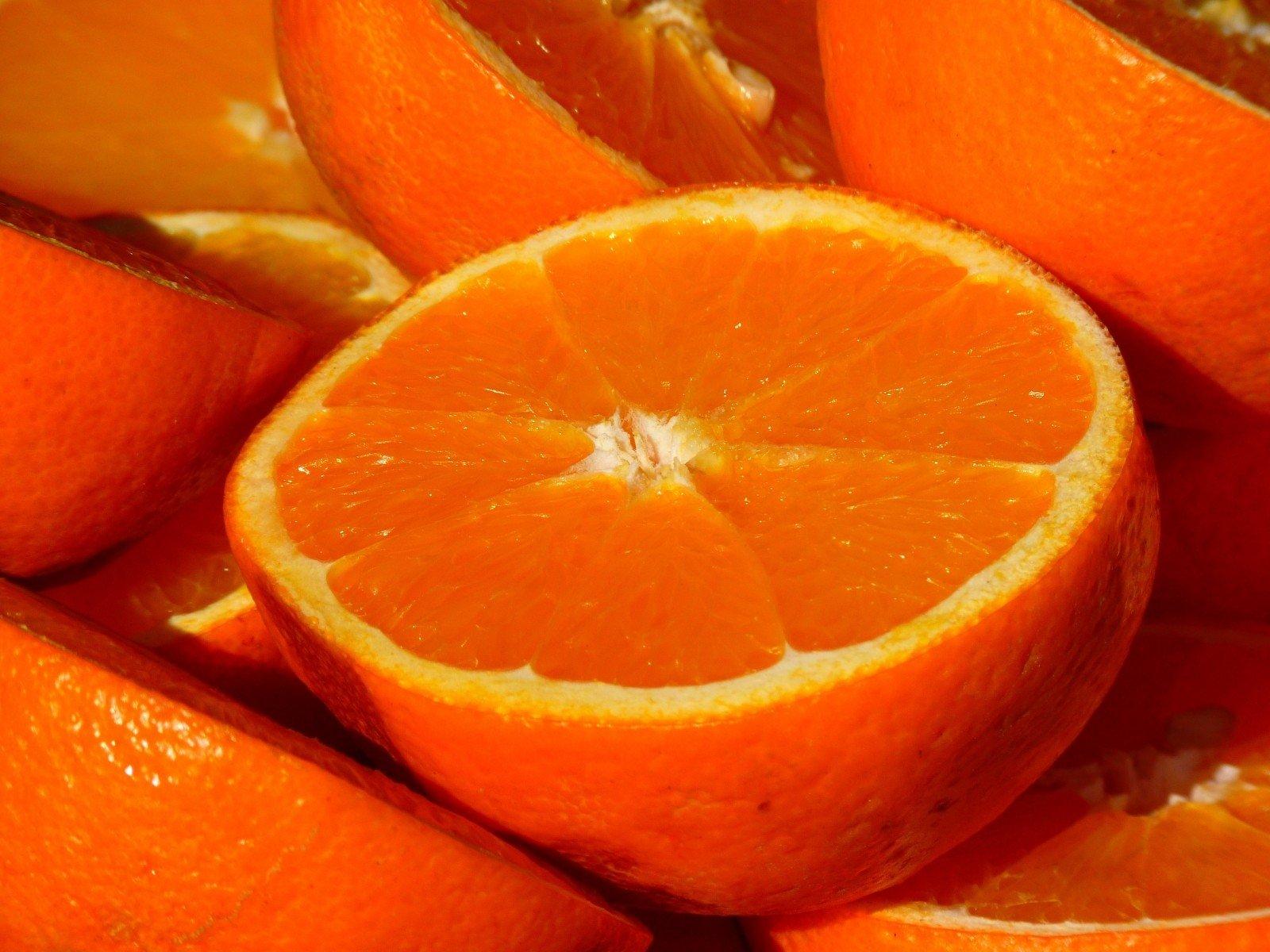 ▲ 柑橘外型飽滿討喜,又象徵大吉大利、吉祥好運。