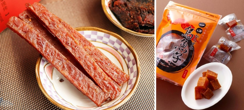 ▲ 烏魚子是過年餐桌少不了的菜色,也是年節送禮的熱門選擇