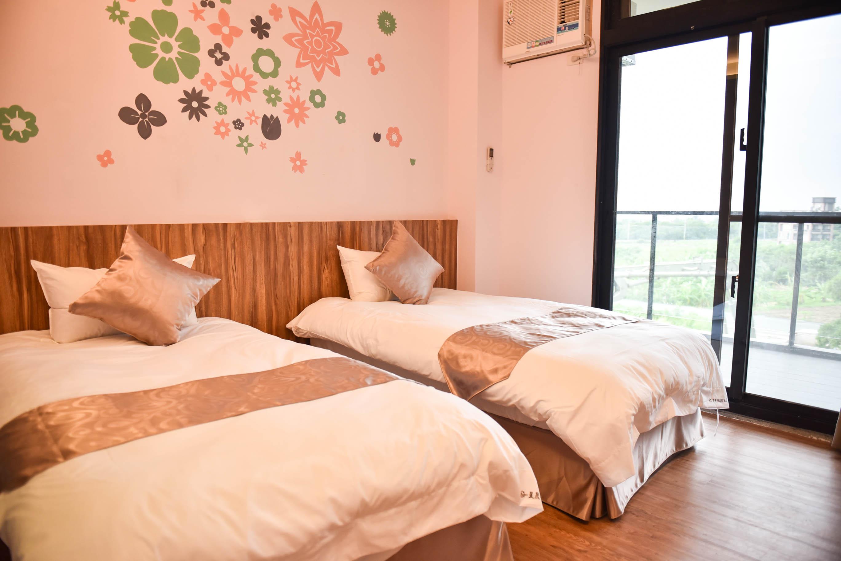 圖/星晟棧渡假飯店提供。