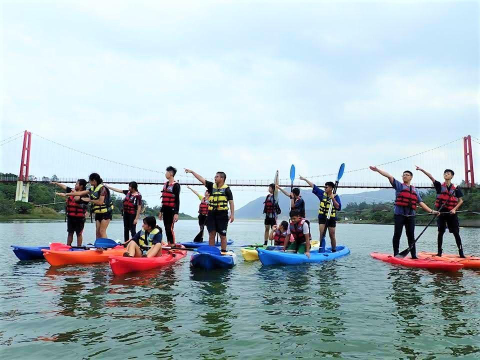 全台12個獨木舟必玩秘境!獨木舟要去哪裡玩?看這篇就知道