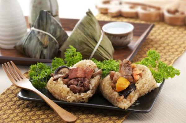 粽子也可以是輕食 端午節必吃的健康低熱量粽子