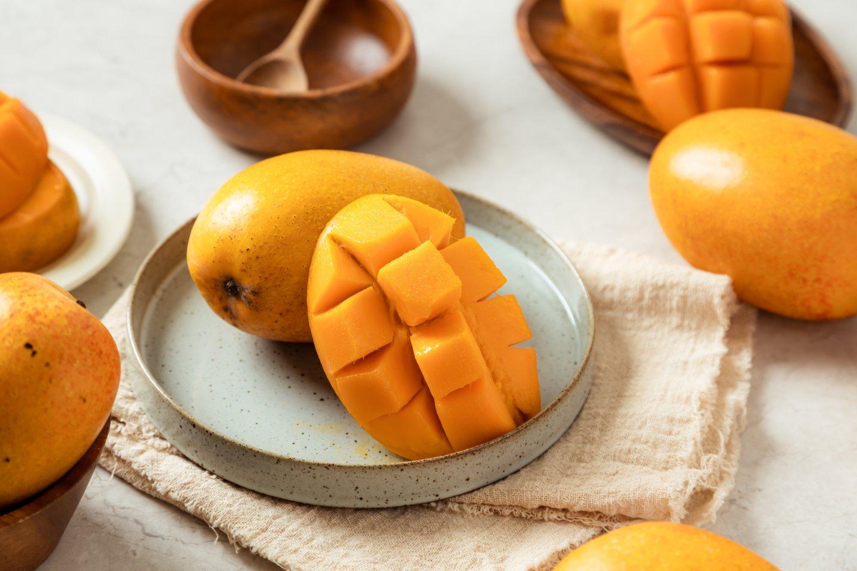 台灣特殊芒果種類-夏雪芒果