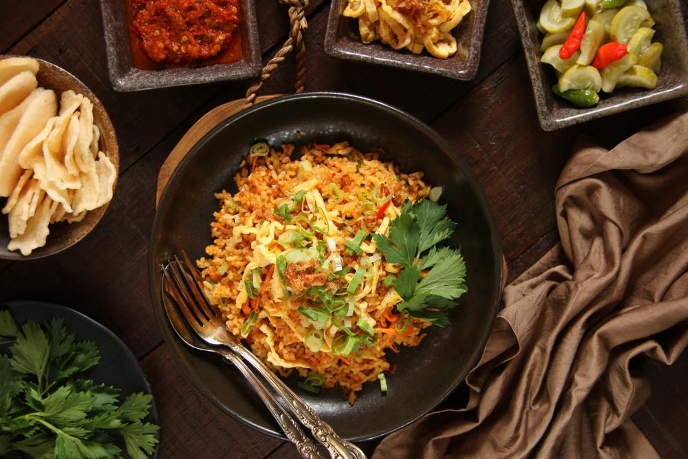 印尼炒飯Nasi Goreng