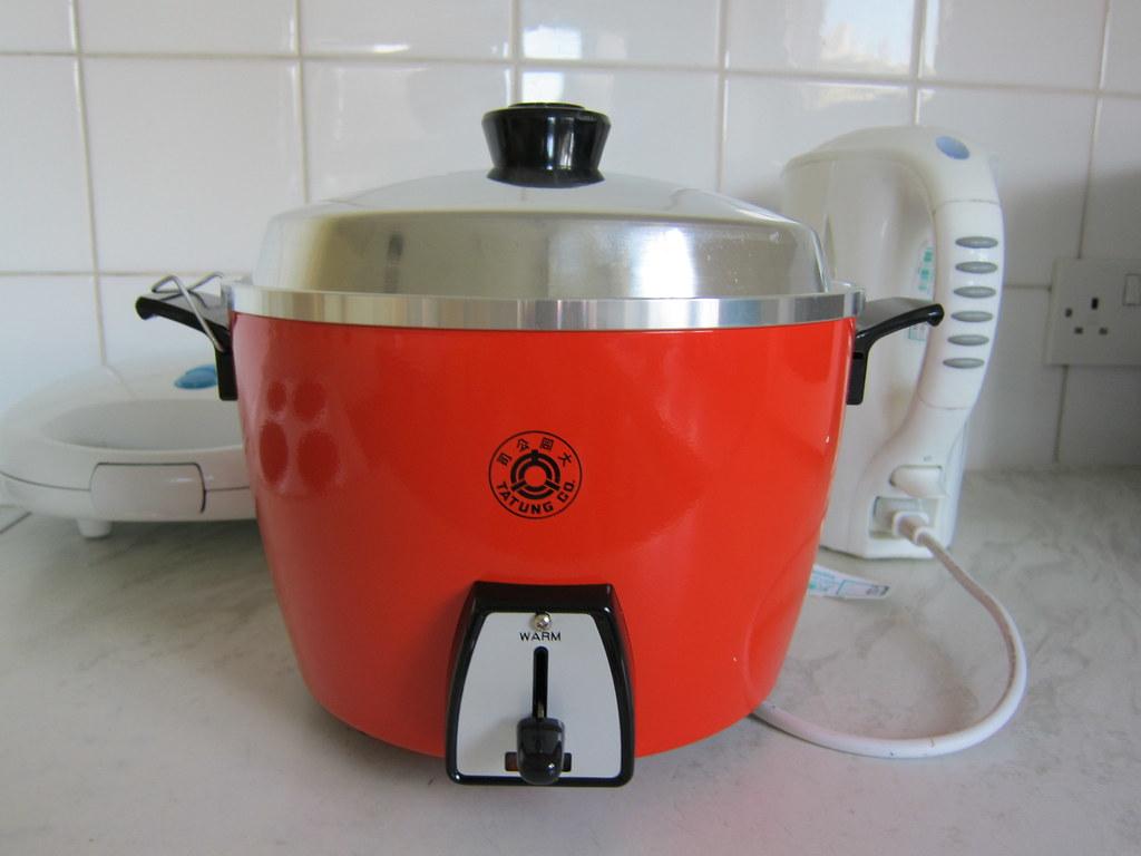 ▲ 一台電鍋就能變出好幾道料理,完全是懶人的寶!
