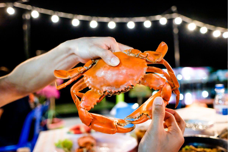 挑選螃蟹訣竅3