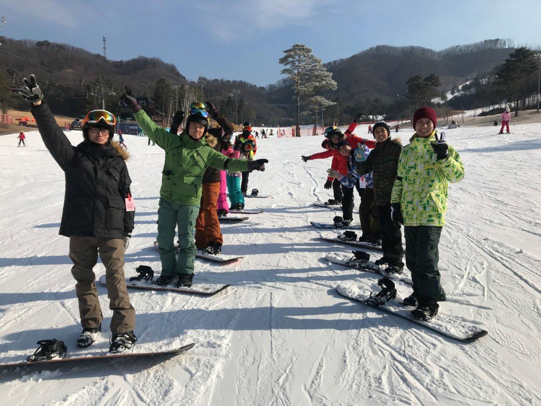 橡樹谷單板滑雪