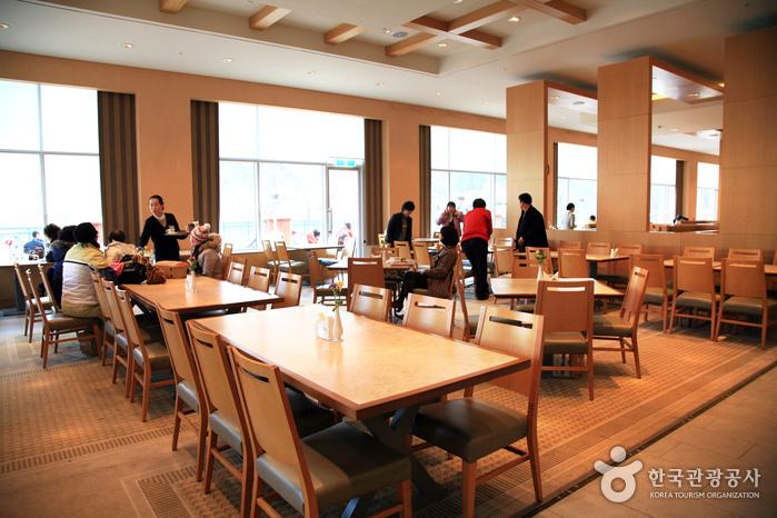 韓國橡樹谷Forest餐廳(二)