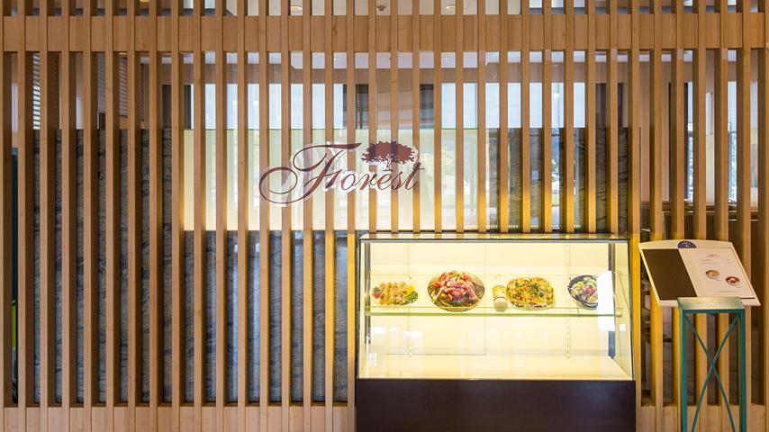 """▲韓國橡樹谷滑雪場Forest餐廳。(圖/<a href=""""http://www.oakvalleykorea.com/en/food/"""">橡樹谷官方網站</a>)"""