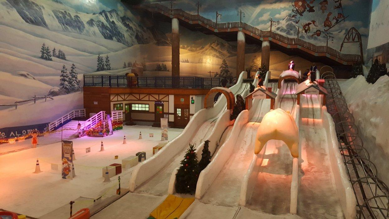 ONE MOUNT 樂園冰雪世界