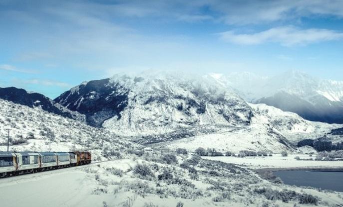 TranzAlpine景觀火車