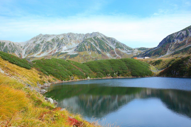 立山黑部春季夏季也是很迷人