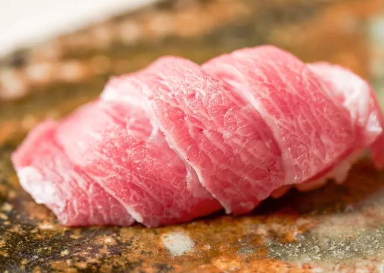 米其林二星海味壽司