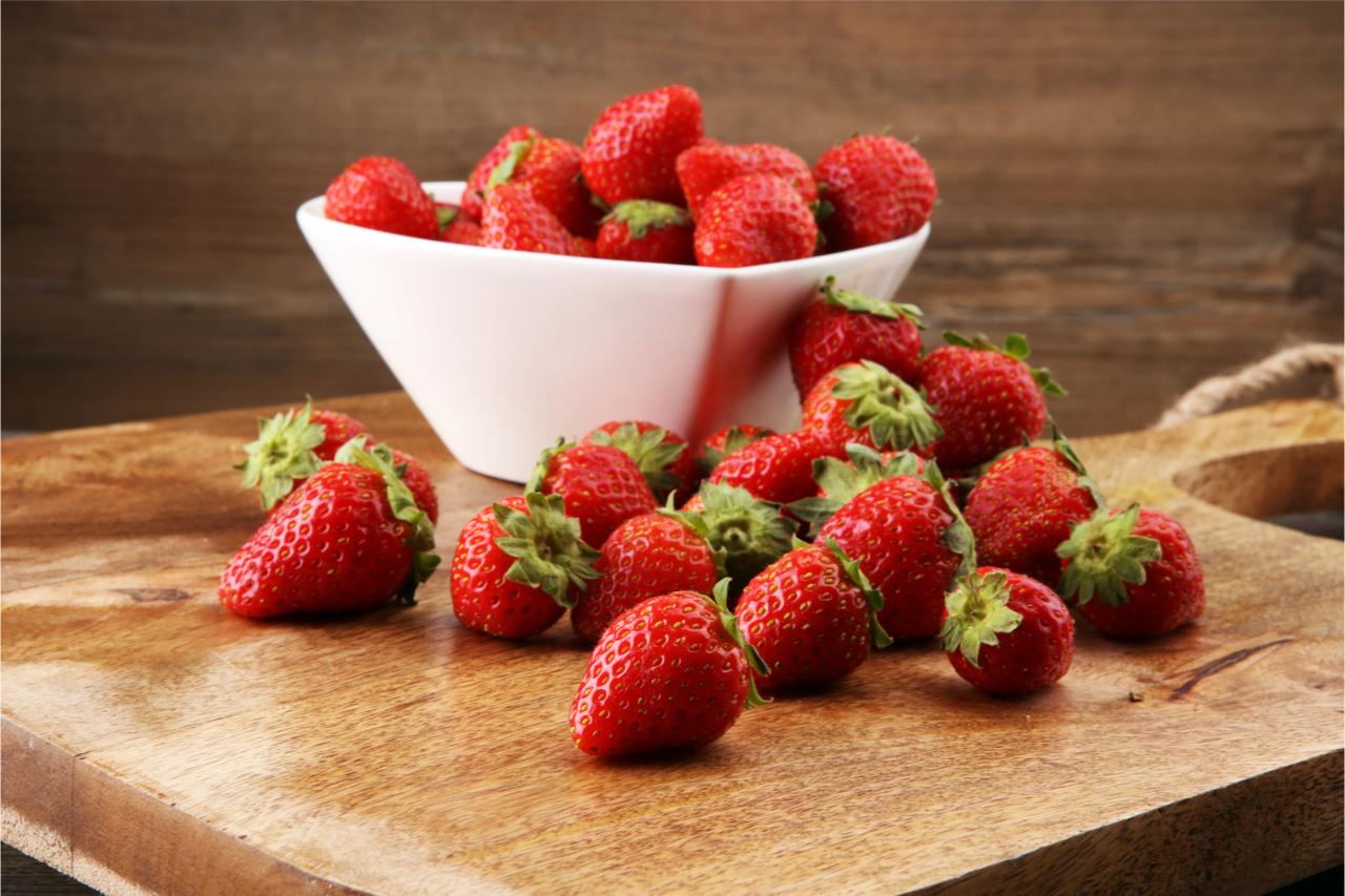 ▲這些草莓的秘密你知道嗎?
