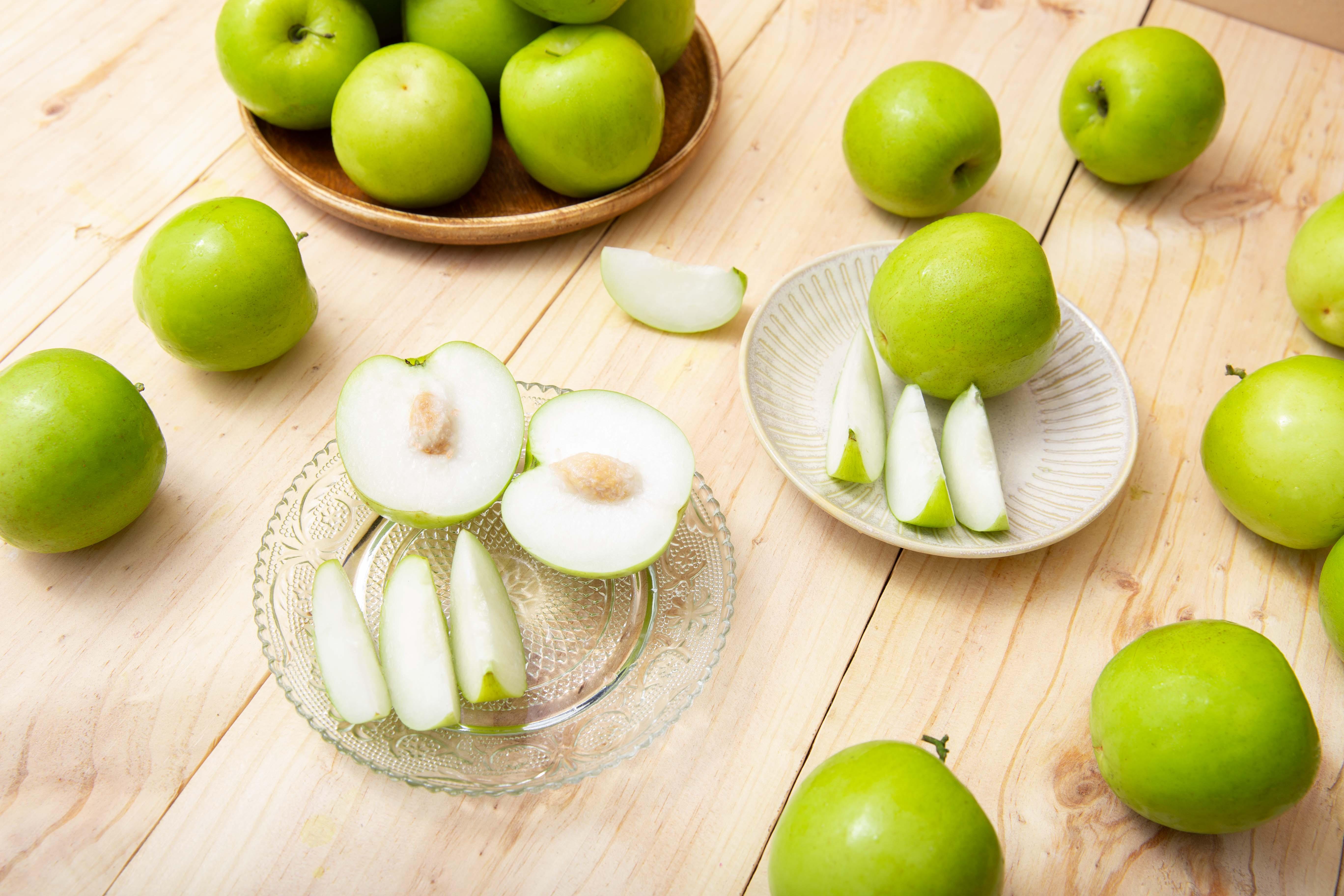 ▲ 珍蜜蜜棗皮薄肉質細,有淡淡蔗香味,一吃難忘。