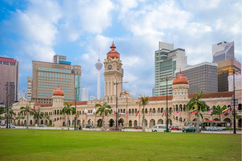 吉隆坡獨立廣場