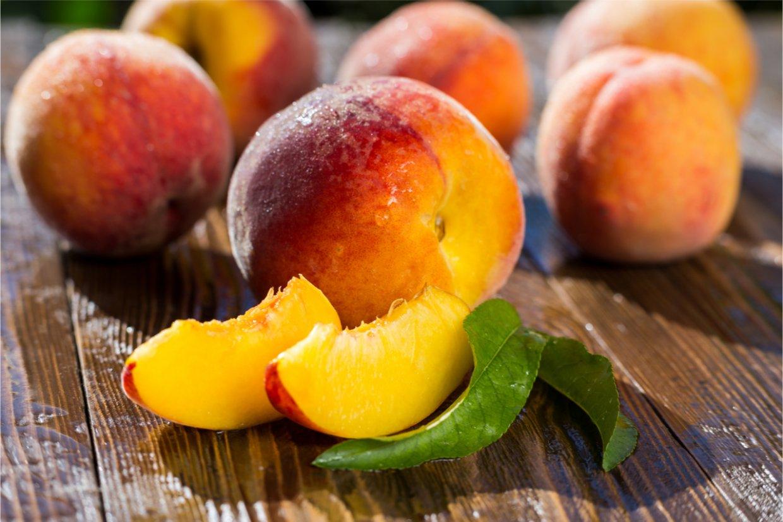 水蜜桃雖好吃,但真的很難保存!