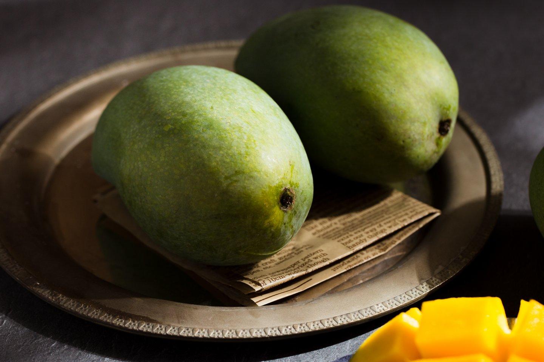 台灣特殊芒果種類-黑香芒果