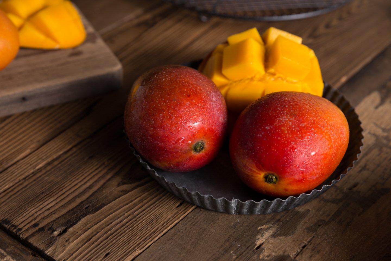 台灣特殊芒果品種-海頓芒果
