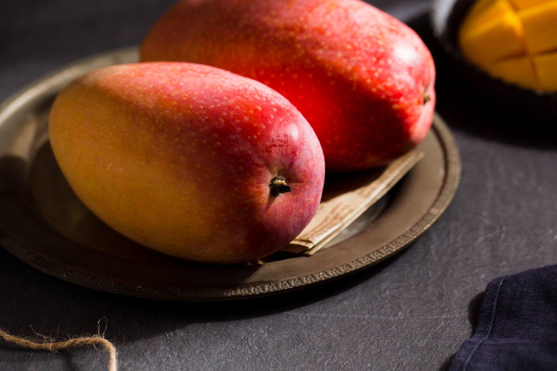台灣特殊芒果種類-玉文芒果