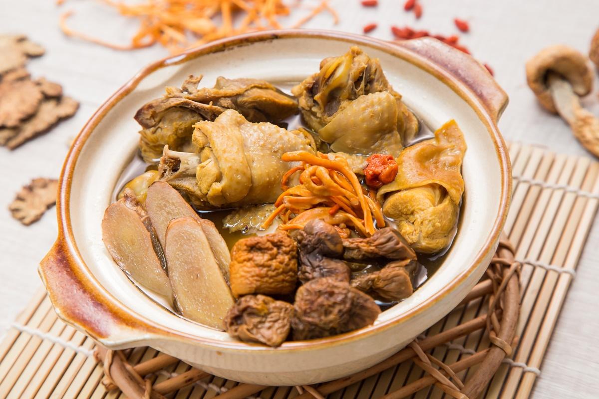 【圖七】《食膳玩家》巴西蘑菇雞湯