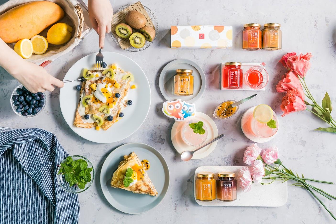 【新聞稿】奧丁丁市集攜手在欉紅當家主廚 分享母親節創意料理食譜