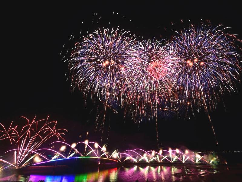 澎湖花火節取消國際表演賽 漫威主題之夜照常舉行精彩不減