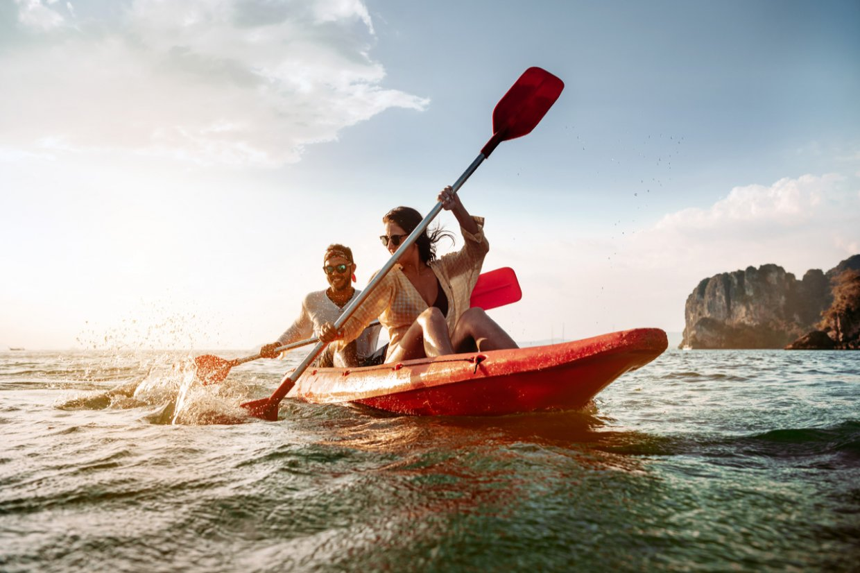獨木舟大搜密!水上操槳划遍全台+離島 獨木舟霸主誰與爭鋒?