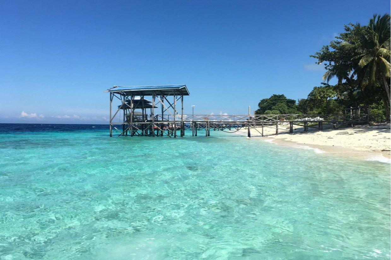 在世界級潛水聖地、沙巴最美島嶼-仙本那 享受天堂之境的碧海藍天