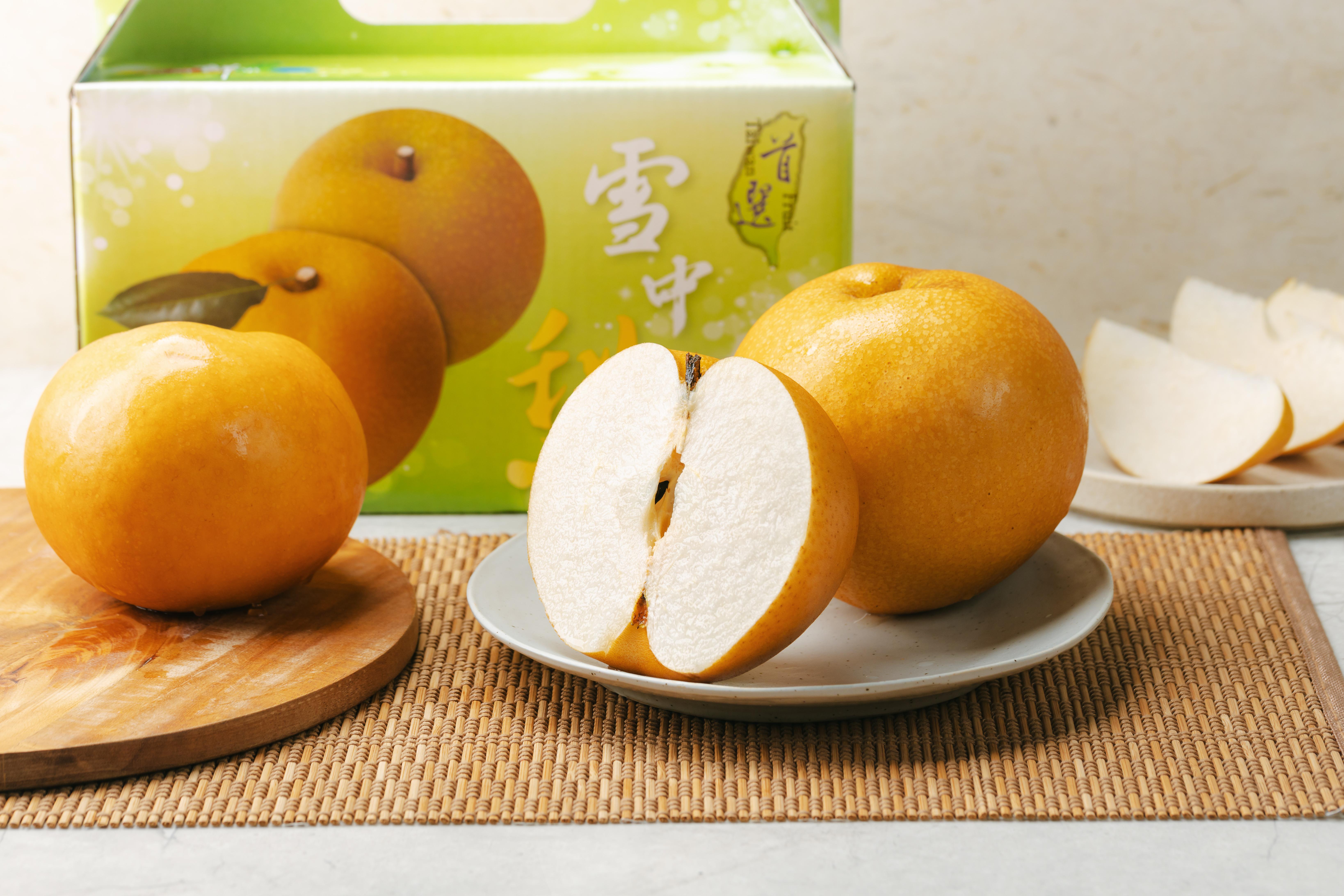 常見及稀有種梨子有哪些?|雪梨水梨不一樣!分辨梨子品種看這篇!