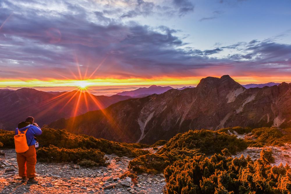 登山新手登百岳不是夢!百岳新手必看登山知識、入門路線看這篇
