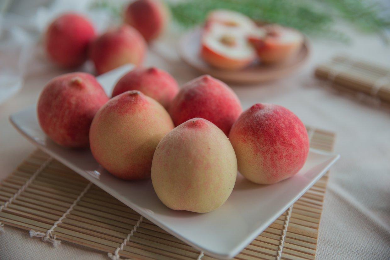 水蜜桃品種怎麼挑?