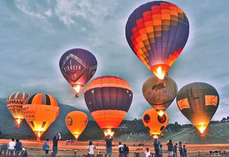 參加台東熱氣球嘉年華還能這樣玩!到鹿野周邊參加鄉村農事體驗