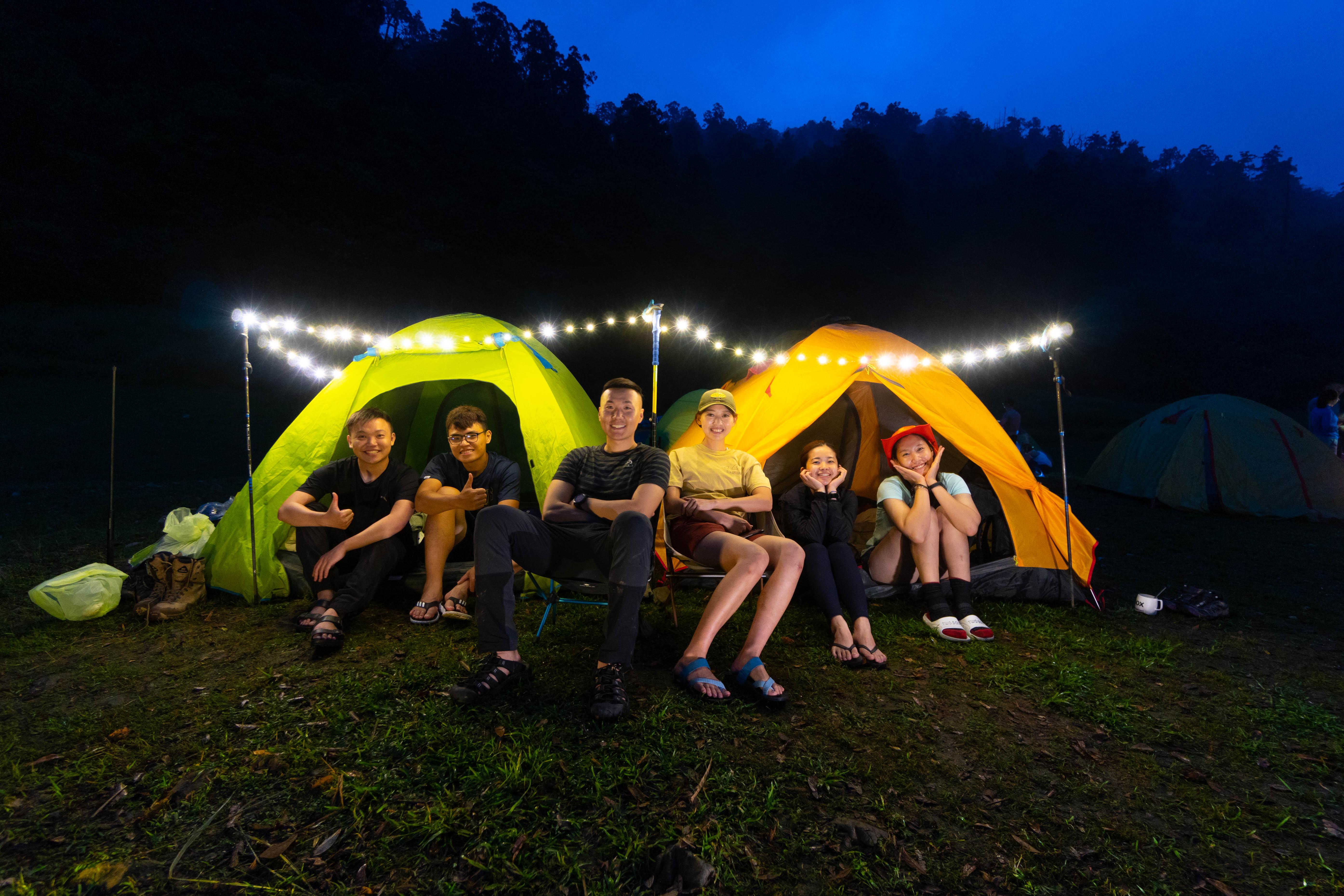 奧丁丁體驗獨家推出YouTuber&部落客登山行程 火熱開賣創下8分鐘秒殺