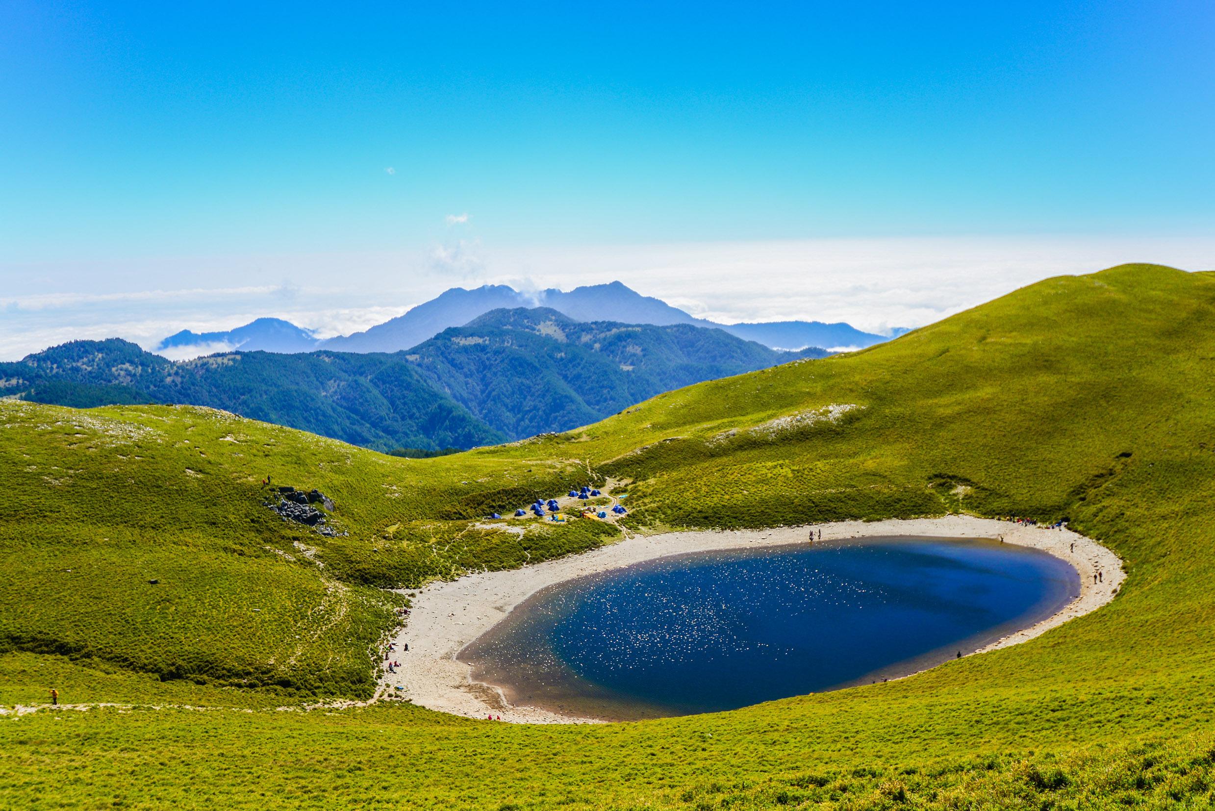 【圖十三】奧丁丁體驗秋季山林路線推薦TOP1-戒茂斯上嘉明湖