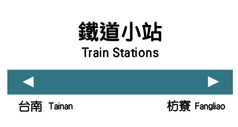 搭火車來趟小站之旅!那些你不一定聽過,但值得停留的車站:台南-枋寮篇