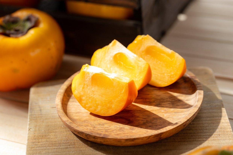 柿子品種-甜柿吃法