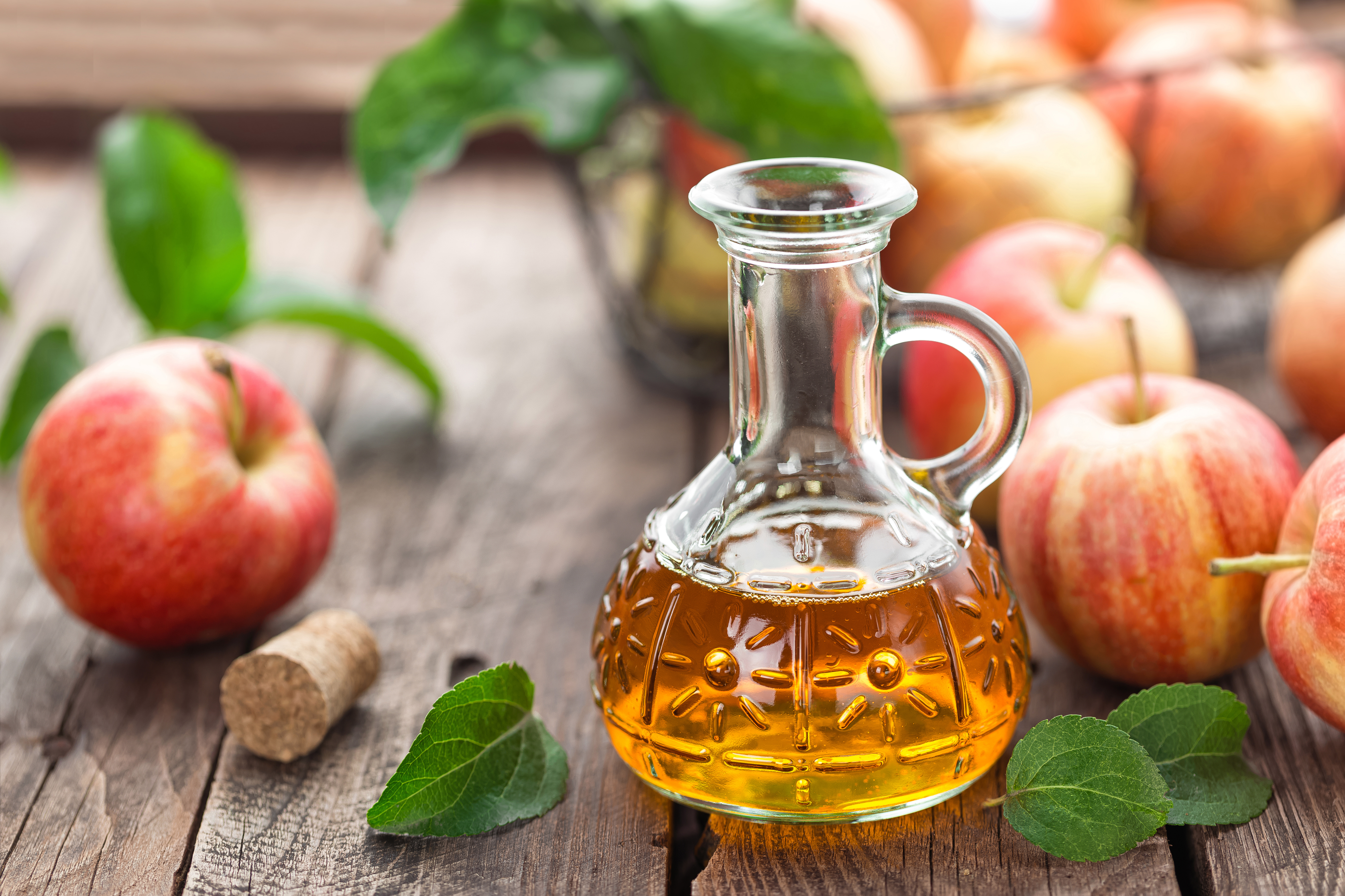 蘋果醋治胃食道逆流