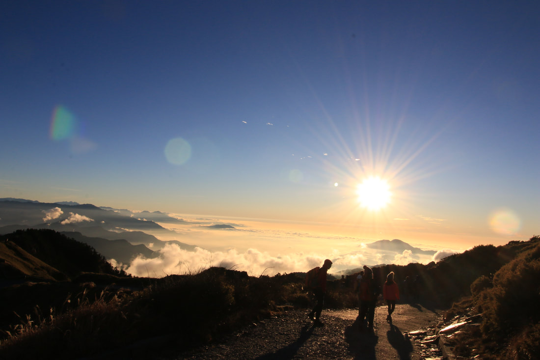 山峰、美景迎曙光!全台跨年登山團推薦 一起上山迎接新年第一道曙光