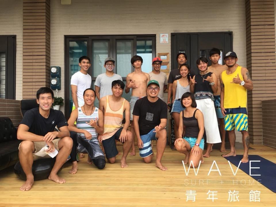 Wave青年旅店3