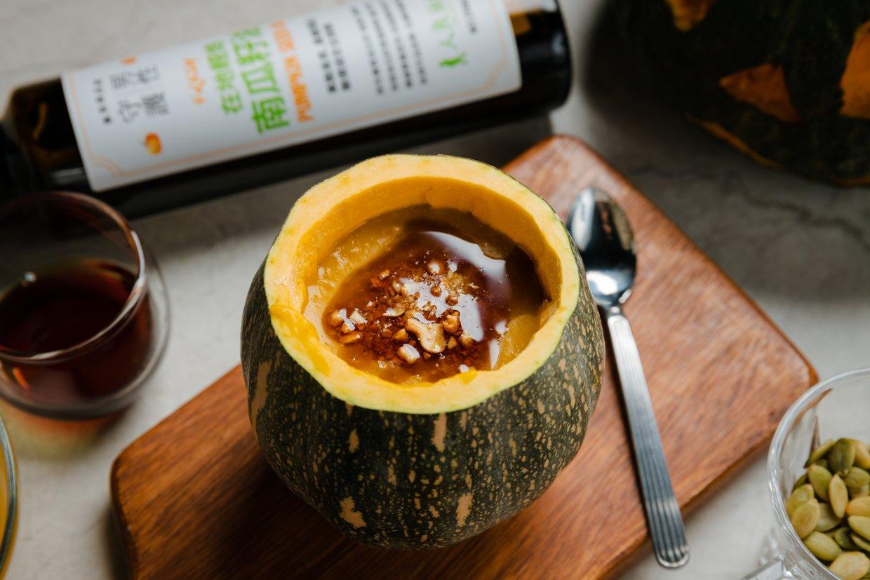 萬聖節料理 南瓜濃湯食譜