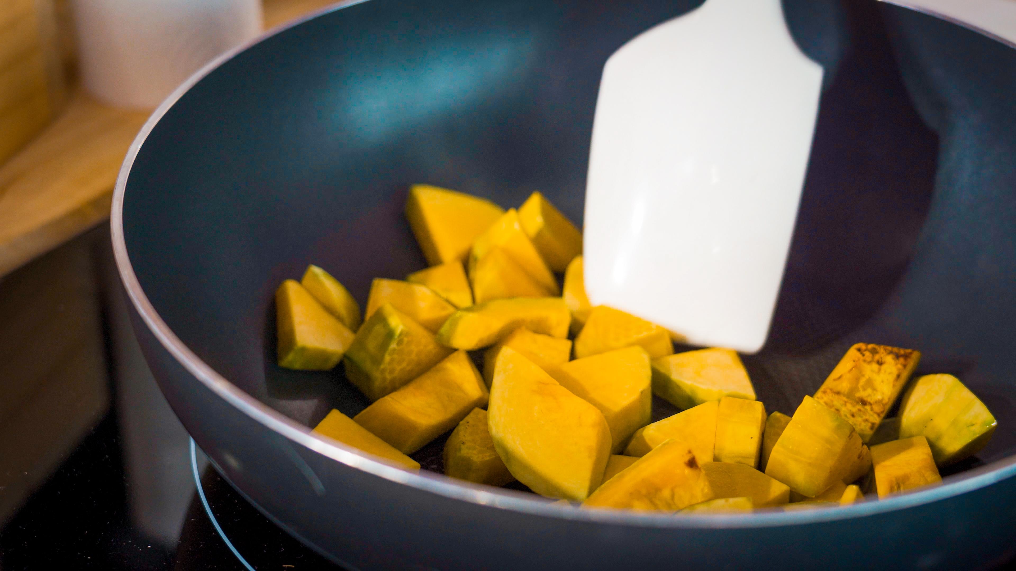 南瓜濃湯作法