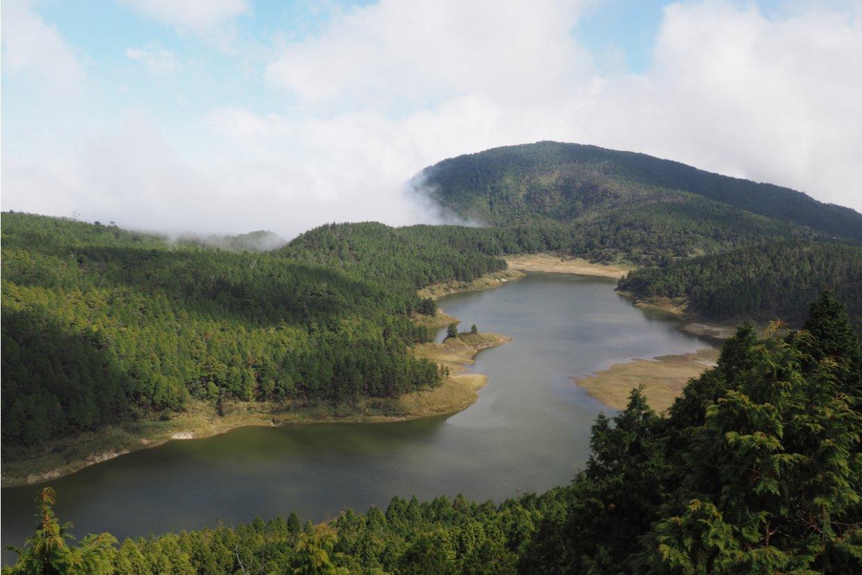 太平山攻略|走訪依山傍湖的翠峰湖環山步道 探訪台灣最大高山湖泊
