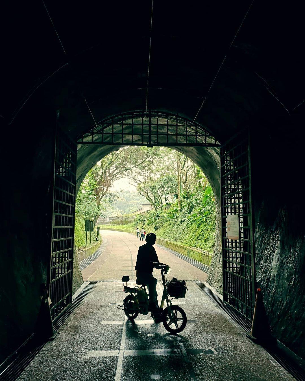 舊草嶺自行車隧道 @chou23323399