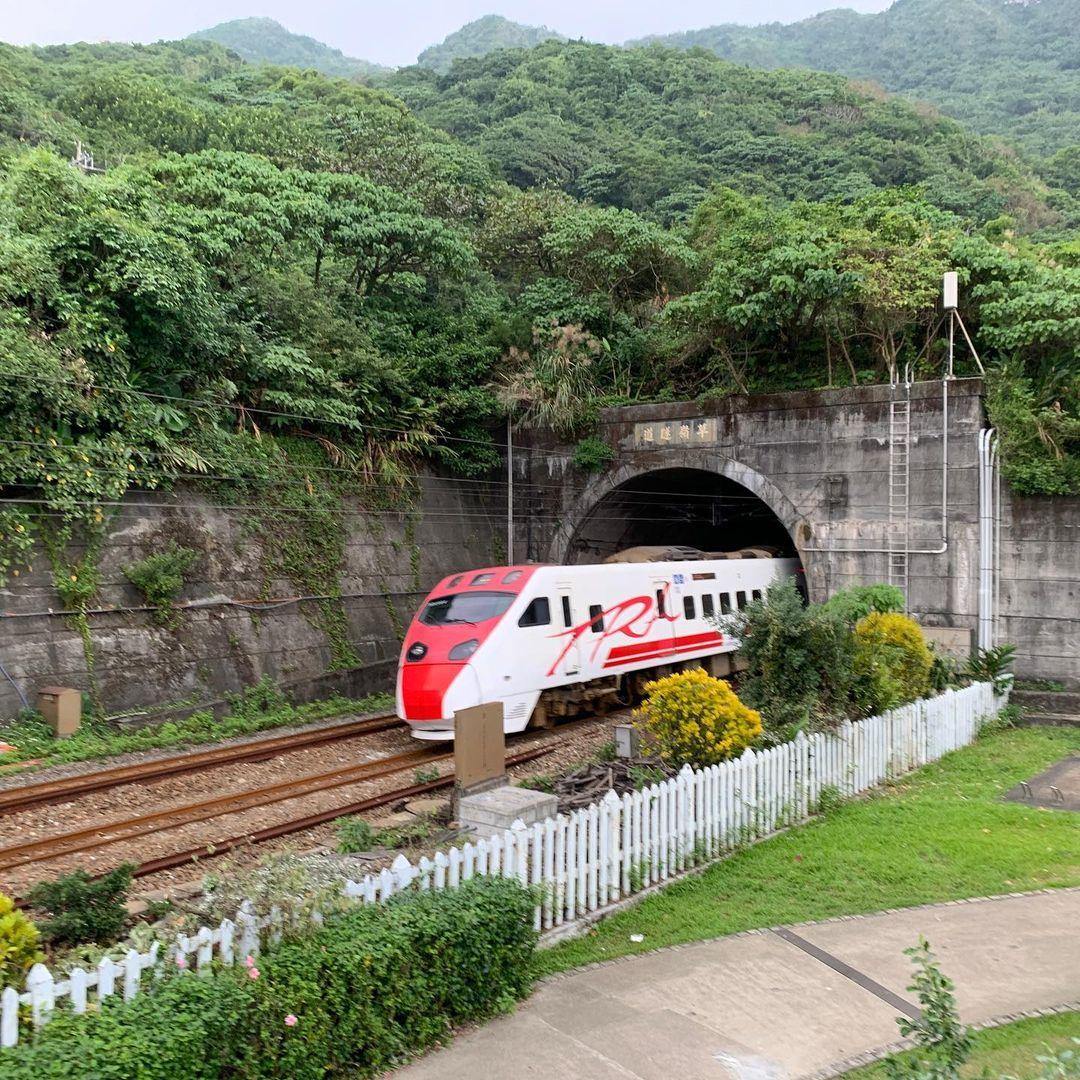 舊草嶺自行車隧道 @dowhat Taiwan1