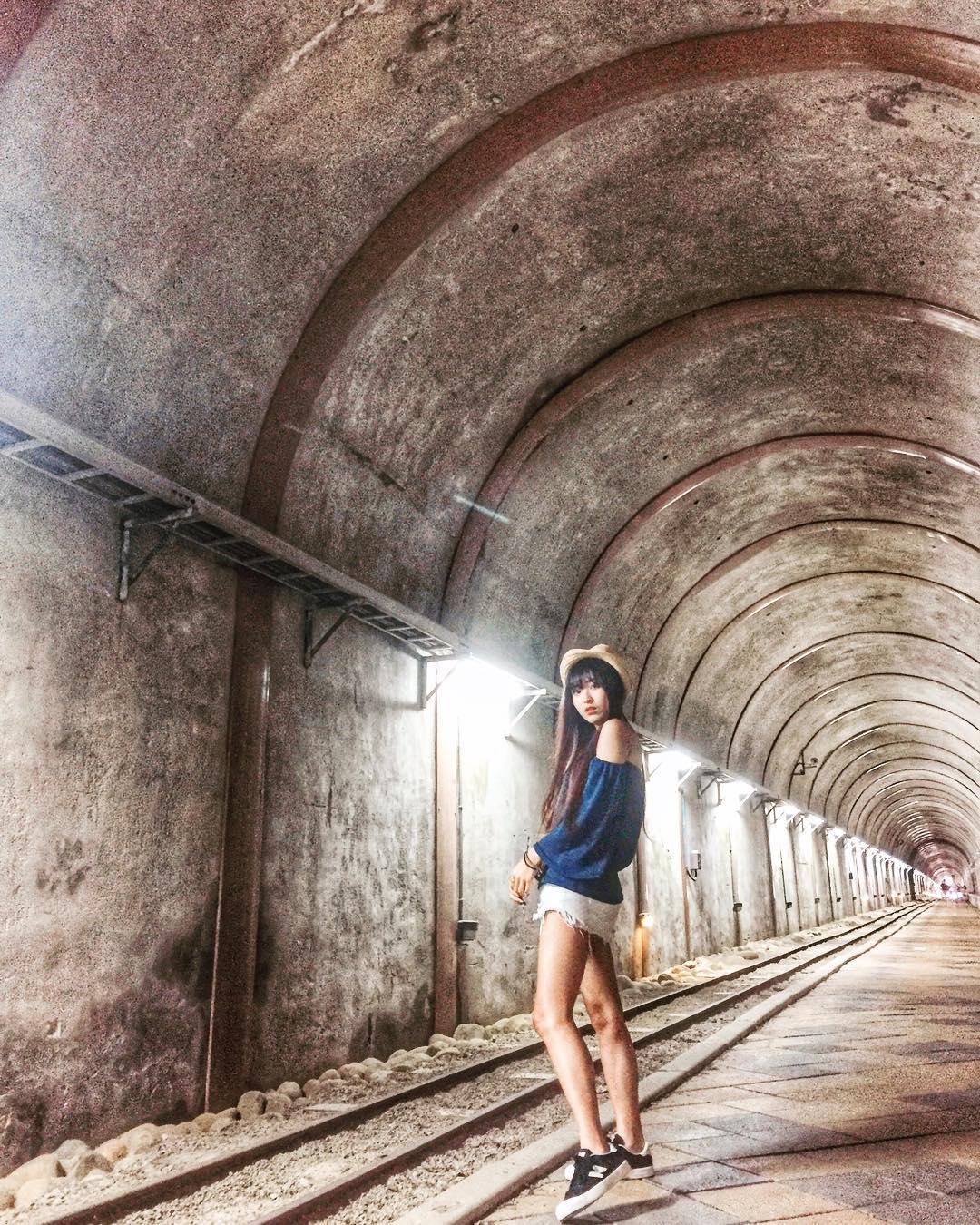 百吉隧道 @c Cy124qq