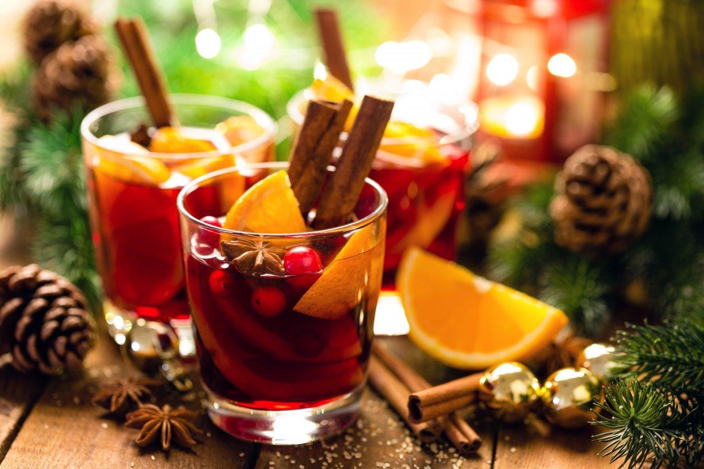 聖誕熱紅酒食譜
