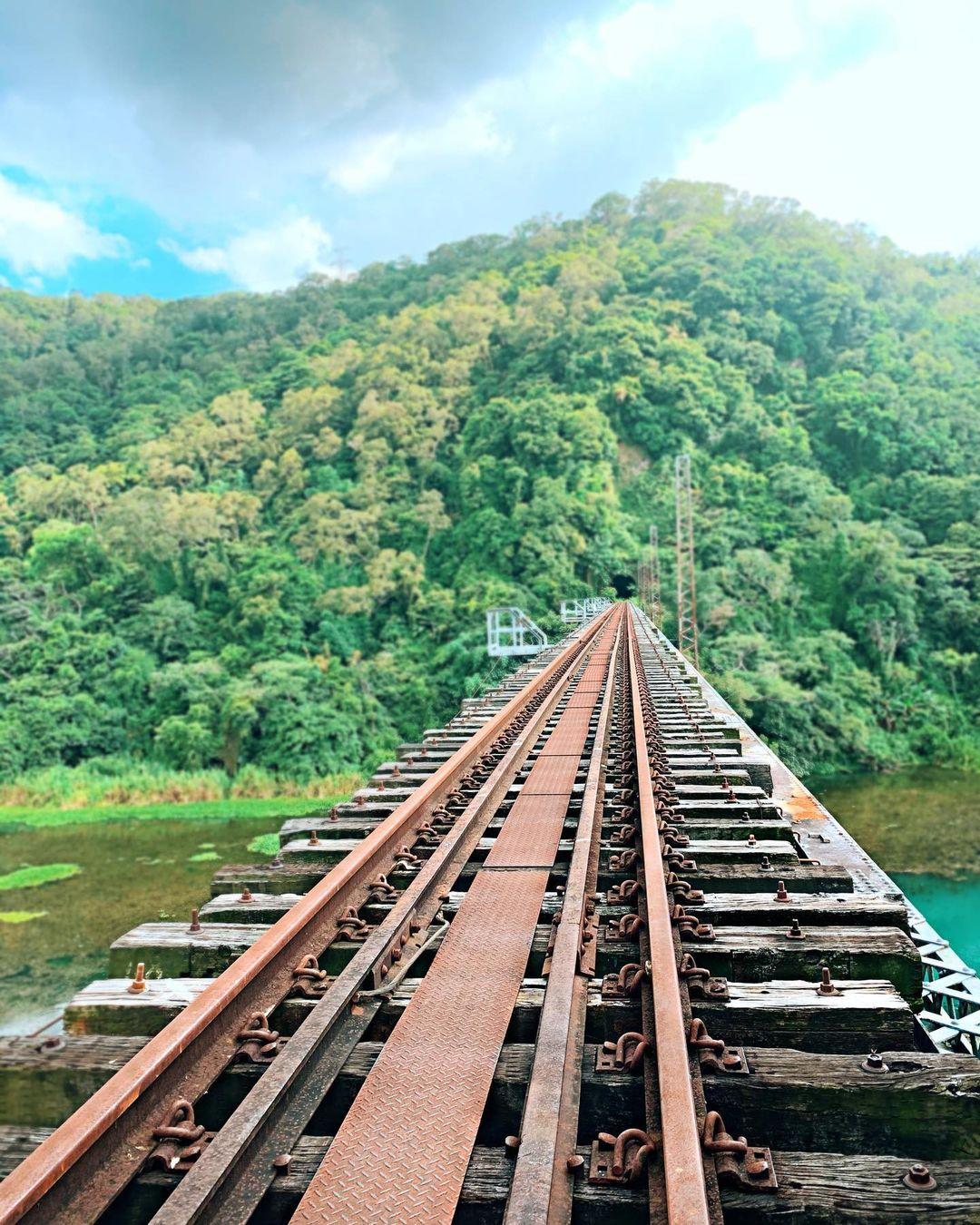 內社川鐵橋 @galin4777