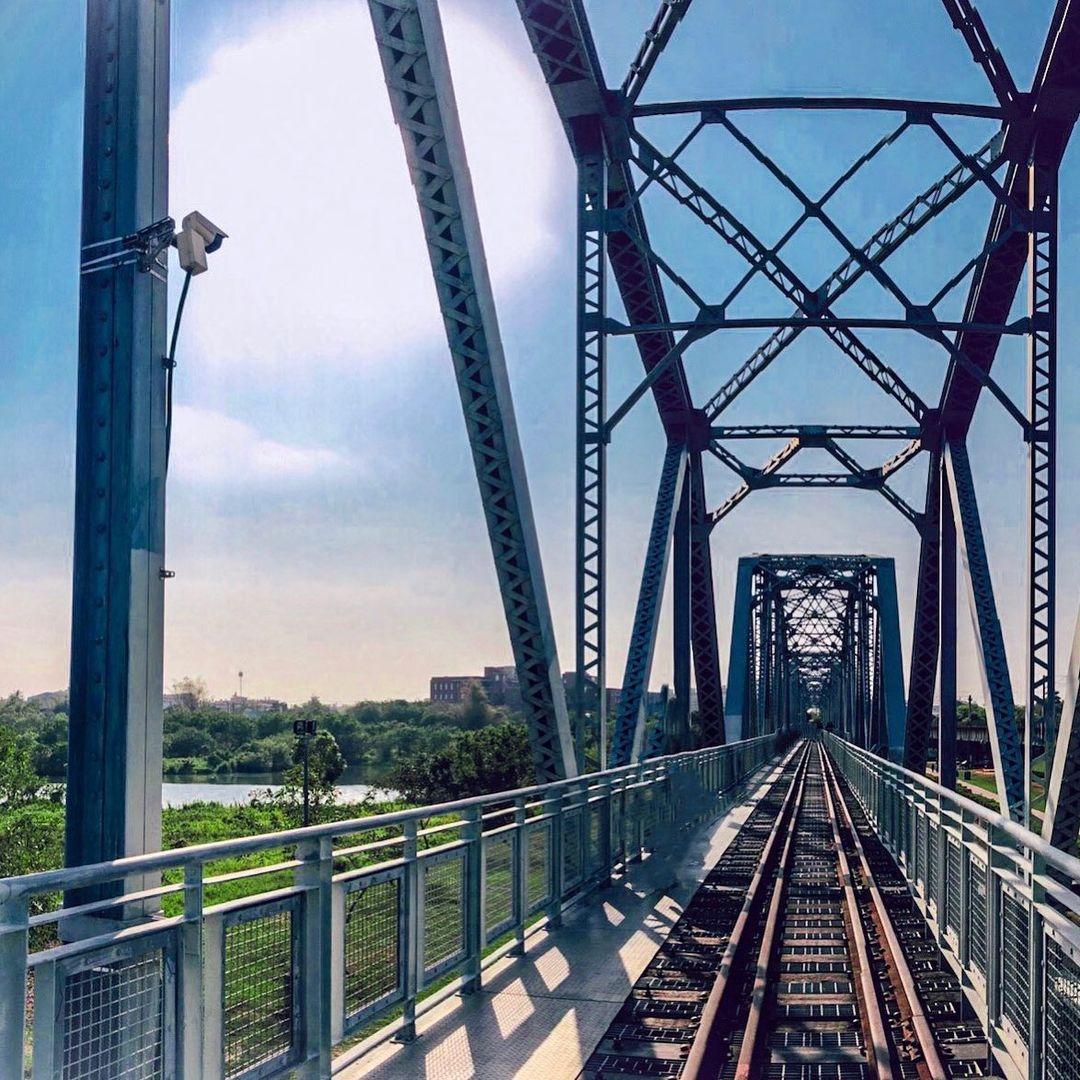 高屏舊鐵橋 @w02308991
