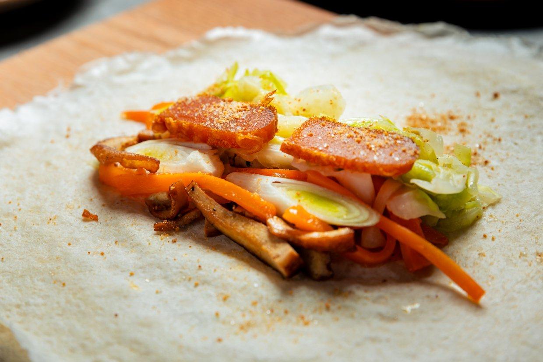 烏魚子料理
